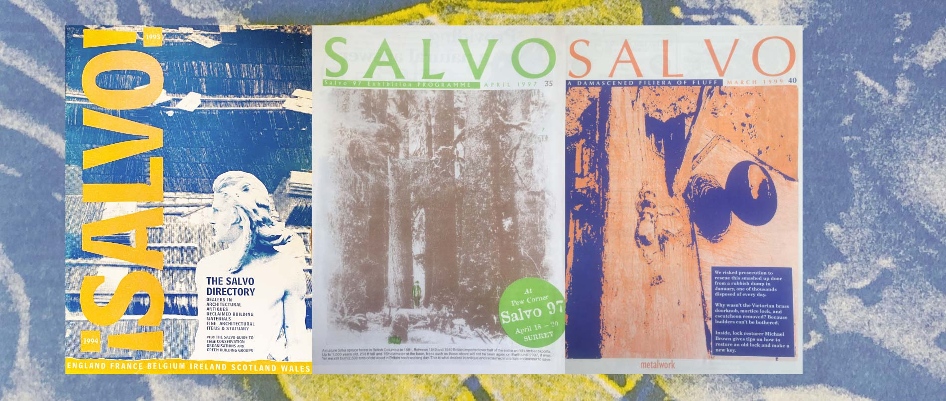 About Salvo