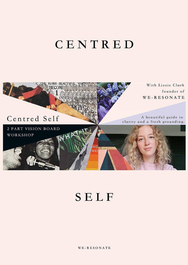 Centred Self Workshop - On Demand