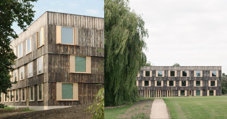Cowen Court- 6a architects