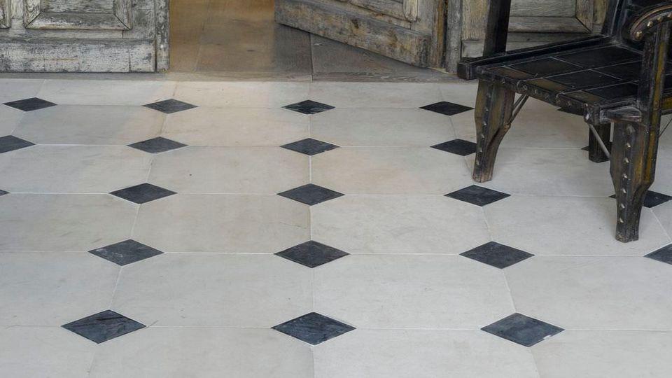 Antique Cabochon Flooring